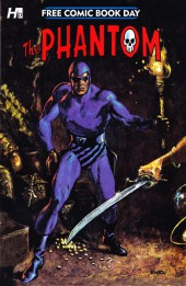 Free Comic Book Day 2015 - The Phantom