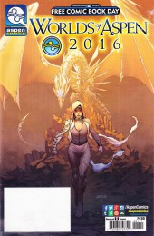 Worlds of Aspen (2006) (Free Comic Book Day) -FCBD 2016- Worlds of Aspen 2016