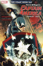 Free Comic Book Day 2016 - Captain America / The Amazing Spider-Man