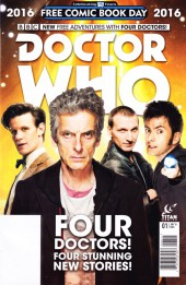 Doctor Who (Free Comic Book Day)