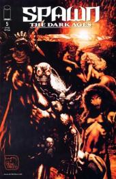 Spawn: The Dark Ages (1999) -5- Crimson Shadows