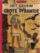 Blake en Mortimer (Lombard Collectie) -3- Het geheim van de grote pyramide deel1
