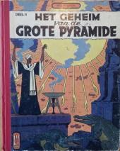 Blake en Mortimer (Lombard Collectie) -4- Het geheim van de grote pyramide deel2