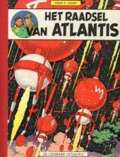 Blake en Mortimer (Lombard Collectie) -6- Het raadsel van Atlantis