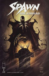 Spawn: The Undead (1999) -3- My Soul to Keep
