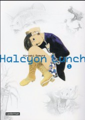 Couverture de Halcyon lunch -1- Tome 1
