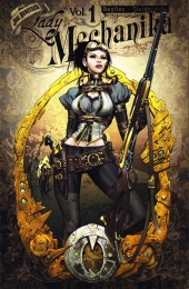 Lady Mechanika (2010) -INT- The Mystery of the Mechanical Corpse