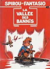 Spirou et Fantasio -41a93a- La vallée des bannis
