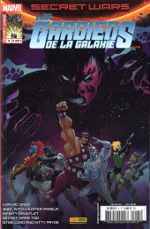Secret Wars : Les Gardiens de la Galaxie