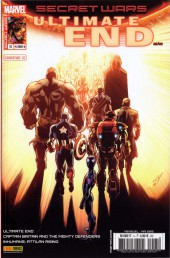 Secret Wars : Ultimate End -51/2- Ce n'est qu'un au revoir ?