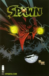 Spawn (1992) -102- Cautionary Tales, part 1: the Speed of Night