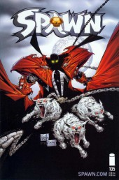 Spawn (1992) -105- Retribution Overdrive, part 1,
