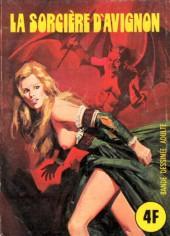 Série Jaune (Elvifrance) -17- La sorcière d'Avignon
