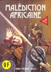 Série Jaune (Elvifrance) -99- Malédiction africaine