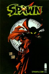 Spawn (1992) -106- Retribution Overdrive, Part 2