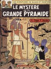 Blake et Mortimer (Historique) -3b73- Le Mystère de la Grande Pyramide - 1re partie
