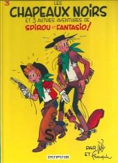 Spirou et Fantasio -3e84- Les chapeaux noirs