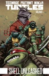 Teenage Mutant Ninja Turtles (2011) -INTC01- Shell Unleashed
