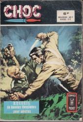 Choc 2e série (Arédit - Comics Pocket) -Rec3222- Album N°3222 (n°11 et n°12)