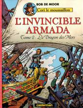 Cori le Moussaillon -3a93- L'invincible armada 2 - le dragon des mers
