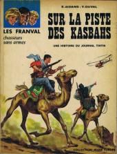 Les franval -3- Sur la piste des Kasbahs