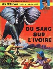 Les franval -1- Du sang sur l'ivoire