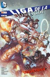 Liga de la Justicia (Nuevo Universo DC) -INT7- Liga de la Injusticia