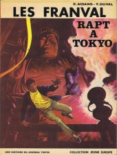 Les franval -7- Rapt a Tokyo