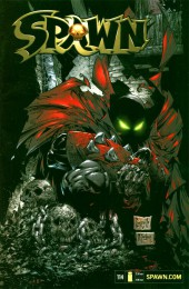 Spawn (1992) -114- The Bridge, Part I