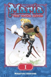 Maria the Virgin Witch -1- Volume 1