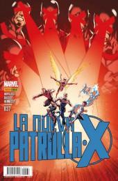 La nueva Patrulla-X -37- Los fantasmas de Cíclope. Parte 3 de 6.