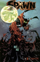 Spawn (1992) -119- A Season in Hell - Part III