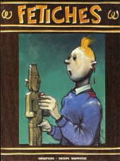 Tintin - Divers - Fétiches