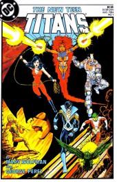 New Teen Titans Vol.2 (The) (DC comics - 1984) -1- Shadows in the Dark!