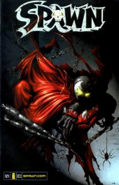 Spawn (1992) -121- Salvation Road, Part I