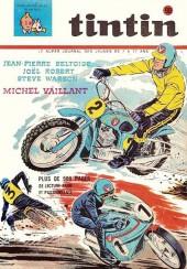 (Recueil) Tintin (Album du journal - Édition belge) -98- Tome 98