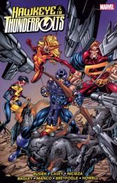Hawkeye & The Thunderbolts (2016) -INT01- Hawkeye & The Thunderbolts volume 1