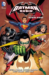 Batman and Robin (2011) -INT07- Robin Rises