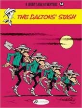 Lucky Luke (en anglais) -4758- The Daltons' Stash