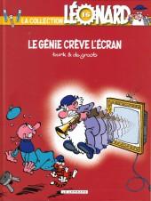 Léonard - La Collection (Prisma Media) -1646- Le génie crève l'écran