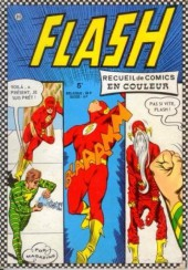 Flash (Arédit - Pop Magazine/Cosmos/Flash) -Rec06- Recueil 89 (16-17 + Atom 13)
