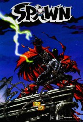 Spawn (1992) -137- A Thousand Clowns - part four