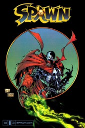 Spawn (1992) -143- Devil to Pay, pt. 2