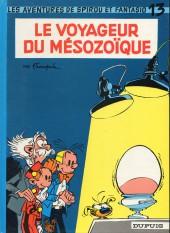 Spirou et Fantasio -13e86- Le voyageur du mézozoïque
