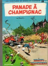 Spirou et Fantasio -19a1986- Panade à champignac