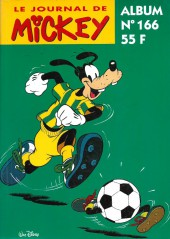 (Recueil) Mickey (Le Journal de) -166- N°166 (du 2226 au 2235)