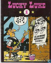 Lucky Luke (Pub et Pastiches) -Parein1- Cha-cha