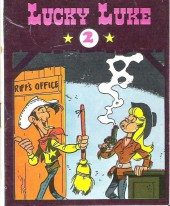 Lucky Luke (Pub et Pastiches) -Parein2- Cha-cha