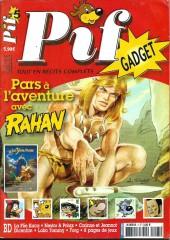 Pif (Gadget) nouvelle série -5- Rahan: la vallée heureuse