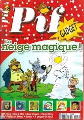 Pif (Gadget) nouvelle série -8- Pif et la créature invisible